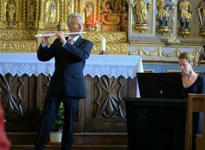 Le duo flûte et orgue
