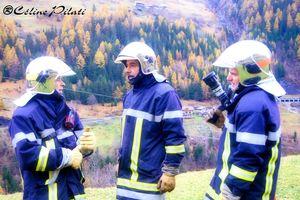 logo pompiers x3