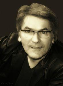 """Daniel Blaudez prépare """" L'histoire de Jean""""."""