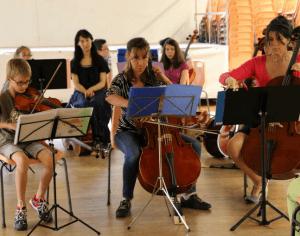 Un concert de violon-violoncelles