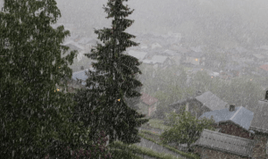 Il neige en mai