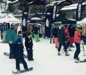 Le salon du ski freeride