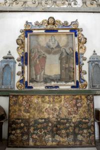 La chapelle classée du Miroir