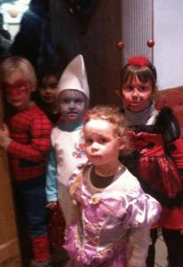 Le bal spécial enfants