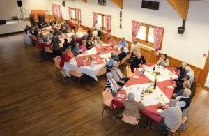78 anciens réunis au repas
