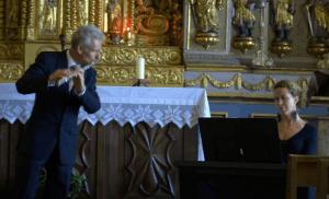 Un concert flûte et orgue