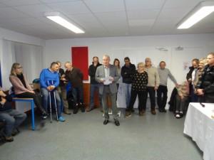 Les voeux du Maire 2016
