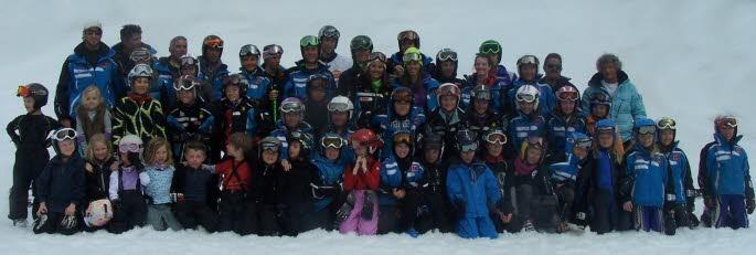 Avec 12 skieurs en ski études et des résultats en district, régional, national et international, le ski-club de Sainte-Foy s'est classé 3 e des clubs de Haute Tarentaise l'an dernier.