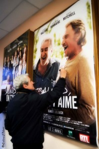 "Film ""Salaud on t'aime"""