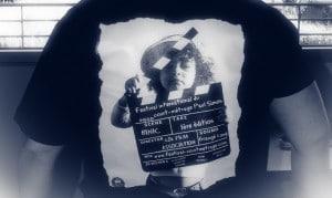 dos tee shirt membre associ ation festival