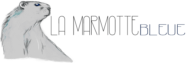 LE JOURNAL DE LA MARMOTTE BLEUE