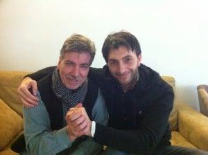 Alexis Desseaux & Giovanni Rocca