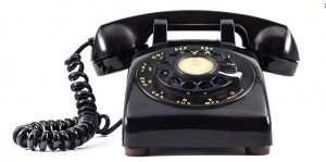 vieux telephone